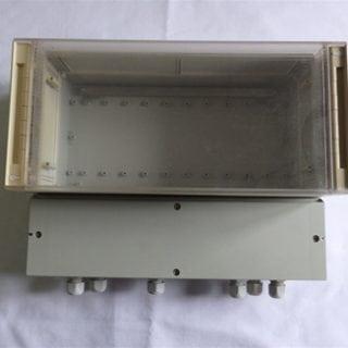 VCPC Laatikko, Käytetty