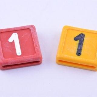 Kaulahihnan Numero – 1