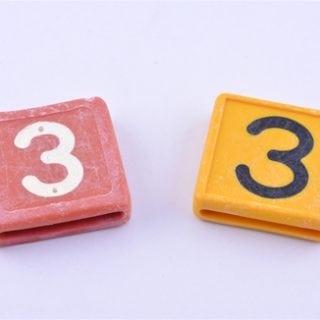 Kaulahihnan Numero – 3