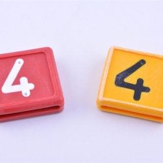Kaulahihnan Numero – 4