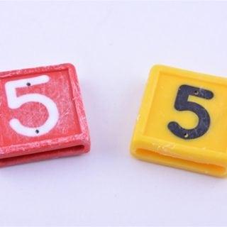 Kaulahihnan Numero – 5