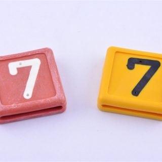 Kaulahihnan Numero – 7