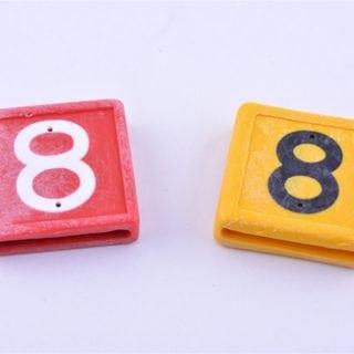 Kaulahihnan Numero – 8