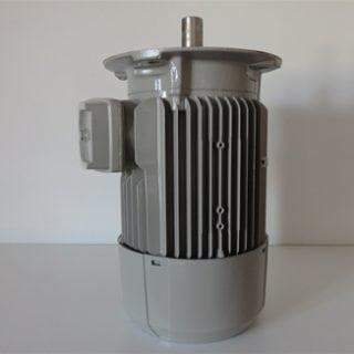 Tyhjiöpumpun Moottori
