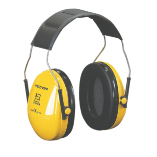 Kuulonsuojain Peltor Optime I Päälaki
