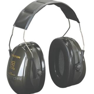 Kuulonsuojain Peltor Optime II Päälaki