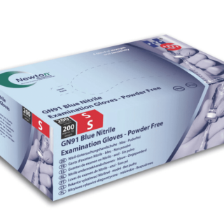 Nitriilikäsine Handsafe GN91 200kpl/ltk