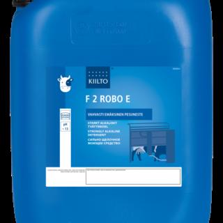 F2 ROBO E (klooriton, Emäksinen Pääpesuaine)